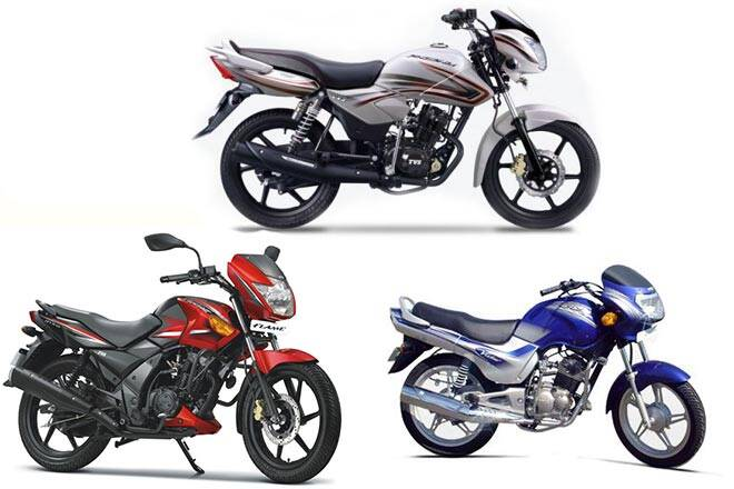 Tvs Motor Cycles